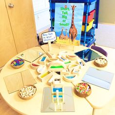 How tall is your structure? Measurement provocation using non-standard measuring devices.
