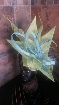 Handmade Sinamay Hat