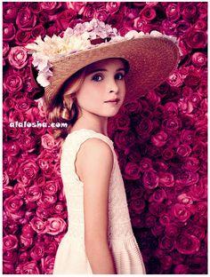 ALALOSHA: VOGUE ENFANTS: BABY DIOR SS2014 children Ad Campaign