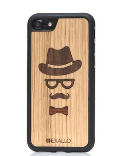 Wooden Case Gent by Exallo #wooden #wood #Gent #agorashop #exallo #gift_Idea #iphone Iphone 6, Iphone Cases, Wooden Case, Bamboo Cutting Board, Houses, Iphone Case, I Phone Cases