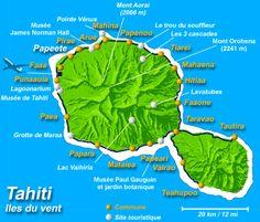 tahiti | Cartes de Tahiti « tahiti95