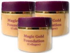Magic Gold Foundation Dnars mampu membuat anda miliki wajah yang bebas cela. Bedak asas yang mengandungi SPF 40, minyak biji anggur dan kolagen ini diformulasikan untuk melembutkan kulit wajah anda selain melindungi sel kulit dari sinaran ultraungu yang berbahaya. Ia sesuai digunakan untuk semua jenis kulit.