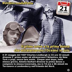 21 maggio 1927: Charles Lindbergh è il primo uomo ad attraversare lOceano in volo. 5 anni dopo lo stesso giorno Amelia Earhart sarà la prima donna a farlo Immaginate un mondo più grande di quello nel quale viviamo nel quale gli Oceani siano ancora distese troppo grandi per un solo uomo. O donna. R immaginate un mondo dove volare non sia così scontato. E gli aerei siano ancora macchine volanti sulle quali viaggiare è tuttaltro che una cosa confortevole e sicura. Immaginate gli inizi del…