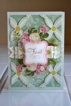 friend card *anna griffin*