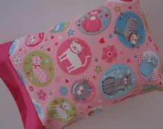 Kitty Cat pillow case!