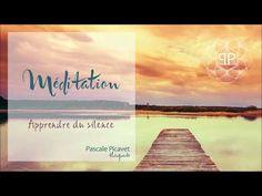 Méditation pour apprendre du silence - YouTube Les Chakras, Visualisation, I Feel Good, Ayurveda, Affirmations, Dire, Cellulite, Gym, Motivation