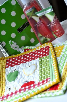 Back to School GIVE AWAY by Pleasant Home, via Flickr