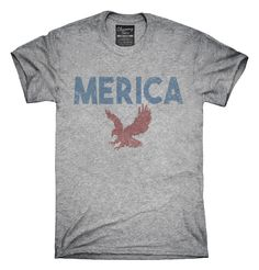 Funny Merica T-Shirts, Hoodies, Tank Tops