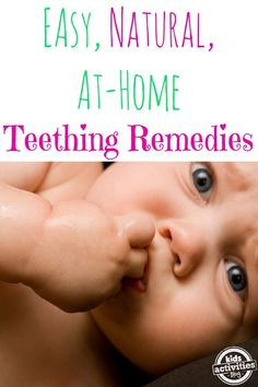 Natural Solutions for Your Teething Baby. Frozen waffles- that;s a great tip! https://mammahealth.com/teething-baby-symptoms-remedies/