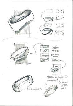 sketchbook jewelry contemporary nature - Buscar con Google