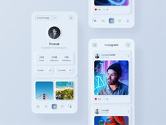 Skeuomorphism / Neumorphism UI Trend is a term most often used in graphical user interface design to describe interface objects that mimic their real-world. Web Design, App Ui Design, Global Design, User Interface Design, Timer App, Investing Apps, Delivery App, Music App, Ui Design Inspiration