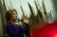 Donna Schaap aan het woord