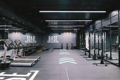Home Gym Design Ideas Home Gym Garage, Diy Home Gym, Home Gym Decor, Gym Room At Home, Basement Gym, Best Home Gym, Home Gym Design, Garage Design, Boxing Gym Design