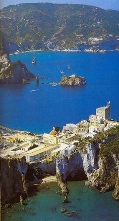 Ilha Ponza, Itália - Italy - Europe.