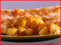 Super-Simple Apple-Cinnamon Dessert Crepes Recipe   Just Desserts   Hungry Girl TV Show