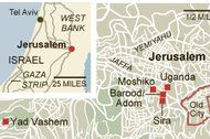 Lost in Jerusalem - NYTimes.com (great article; great recommendations)