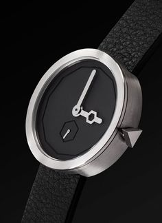 The AÃRK Classic watch - simple shapes, geometric form and minimalist design.