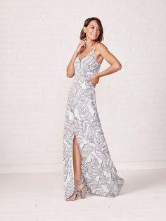 Paper Crown Sequoia Dress