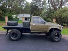 *Official* Toyota Flatbed Thread - Page 21 - Pirate4x4.Com : 4x4 and Off-Road Forum