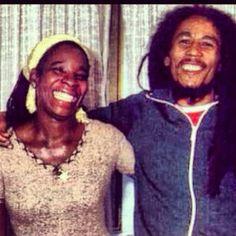 Rita and THE Robert Nesta Marley