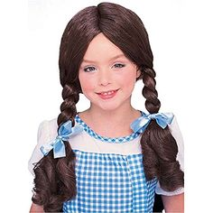 Dorothy Kids Wig - One Size >>> You can get additional details at the image link.