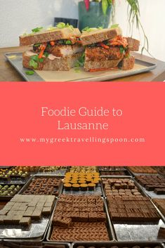 Here is your insiders guide to the charming city of Lausanne! I have created the foodie guide that I would like to have while visiting Lausanne or any other city in the world. The guide includes a 4-day itinerary guiding you from breakfast, dinner and lunch spots to specialty coffee shops, artisanal chocolate shops and the city's best desserts. It also includes detailed descriptions based on interviews with chefs and restaurant owners. Bon Appetit! Artisan Chocolate, Chocolate Shop, Restaurant Owner, Lausanne, Coffee Shops, Fun Desserts, Bon Appetit, Chefs, Lunch