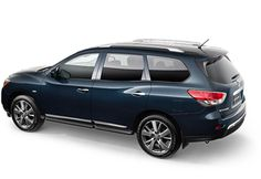All-New Nissan Pathfinder Hybrid | Family 7 Seater SUV, 4x4 - Nissan Australia