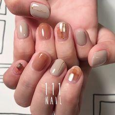 41 Trendy ideas for nails ideas gel style Diy Nails, Swag Nails, Cute Nails, Pretty Nails, Tie Dye Nails, Nail Candy, Easy Nail Art, Nail Inspo, Nail Arts