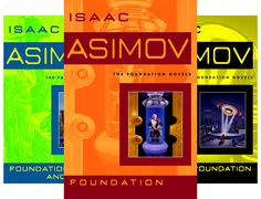 Foundation (7 Book Series)  by Isaac Asimov  From Book 1: For twelve thousand years the Galactic Empire has ruled supreme. Now it is dying. But only Hari Sheldon, creator of the revolutionary science of psychohistory, can see into the future--to a dark age of ignorance, barbarism, and warfare that will last thirty thousand years......