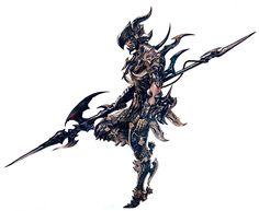 Resultado de imagem para kain final fantasy