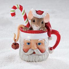 Charming Tails Figurines - Charming Tails Christmas - Miles Kimball