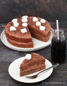 Chocolade-Colacake