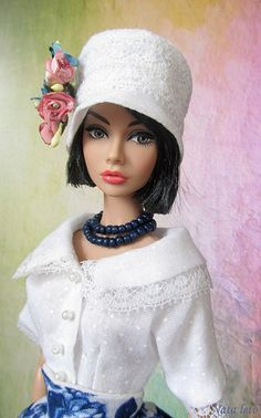 Dolls Loyal Ooak Handmade Outfit For Sasha Doll Evident Effect Art Dolls-ooak
