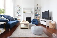 A Stylish and Baby-Friendly SF Victorian - @Homepolish San Francisco