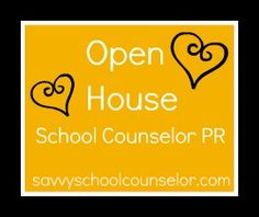 Promote your school counseling program during Open House   # Pin++ for Pinterest #