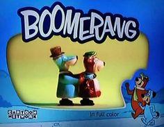 Boomerang is Dead, Long Live Boomerang! #CN #CartoonNetwork