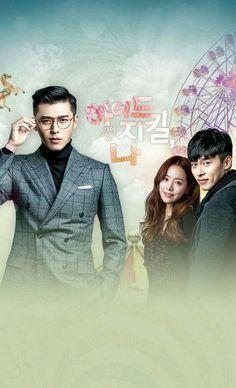 Hyde, Jekyll, Me with Hyun Bin & Han Ji Min & Sung Joon