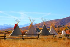 ~ Mountain Man Rendezvous ~Utah....Held at different places around Utah on a yearly bases....