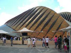 shanghai expo 2010 - Emirates pavilion