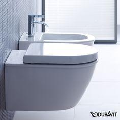 Duravit Darling Wall Mounted Toilet