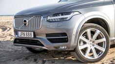 2016 Volvo XC90 T6 Inscription front fascia