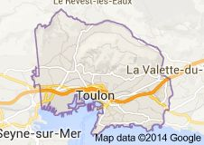 Toulon, France  port of call Norwegian Spirit 2014