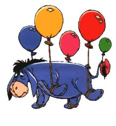Use from your mobile the animated gif Eeyore Eeyore (Winnie the Pooh) Winnie The Pooh Cartoon, Tigger And Pooh, Winne The Pooh, Winnie The Pooh Friends, Pooh Bear, Eeyore Images, Eeyore Pictures, Animated Disney Characters, Disney World Characters