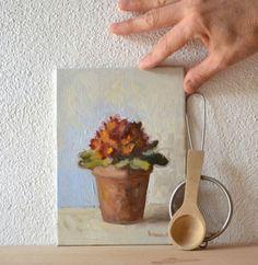 Handmade Profiles: Artist Caridad Isabel Barragan