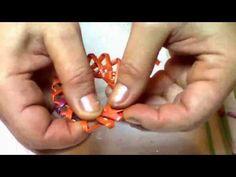 ▶ Como tejer los adornos navidenos. Parte 5. - YouTube