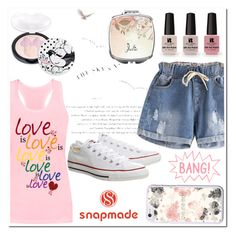 """""""Snapmade"""" by aidaaa1992 ❤ liked on Polyvore featuring Topshop, Victoria's Secret and Etude House"""