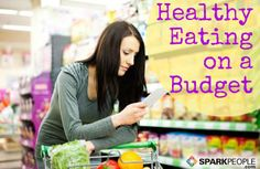 When you're on a tight budget, preparing tasty, healthy meals seems impossible. Follow these tips to save money and still eat quality foods. via @SparkPeople