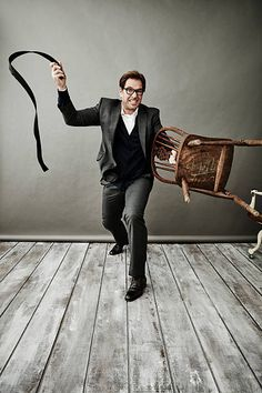 Michael Weatherly from CBS's 'Bull' poses for a portrait at the 2016 Summer TCA Getty Images Portrait Studio at the Beverly Hilton Hotel on August 10th, 2016 in Beverly Hills, California