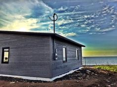 28x30 Garage nearing completion. Bay of Fundy, Nova Scotia www.pstldesigns.com
