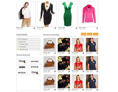 """Check out new work on my @Behance portfolio: """"E Commerce Web Ui"""" http://be.net/gallery/36918249/E-Commerce-Web-Ui"""